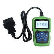 OBDSTAR F102 Automatic Pin Code Reader for Nissan/Infiniti  with Immobiliser and Odometer Function