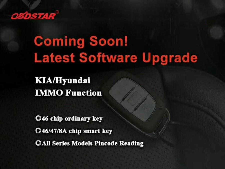 OBDSTAR H105 Programmer for Hyundai/Kia Auto Key Programmer