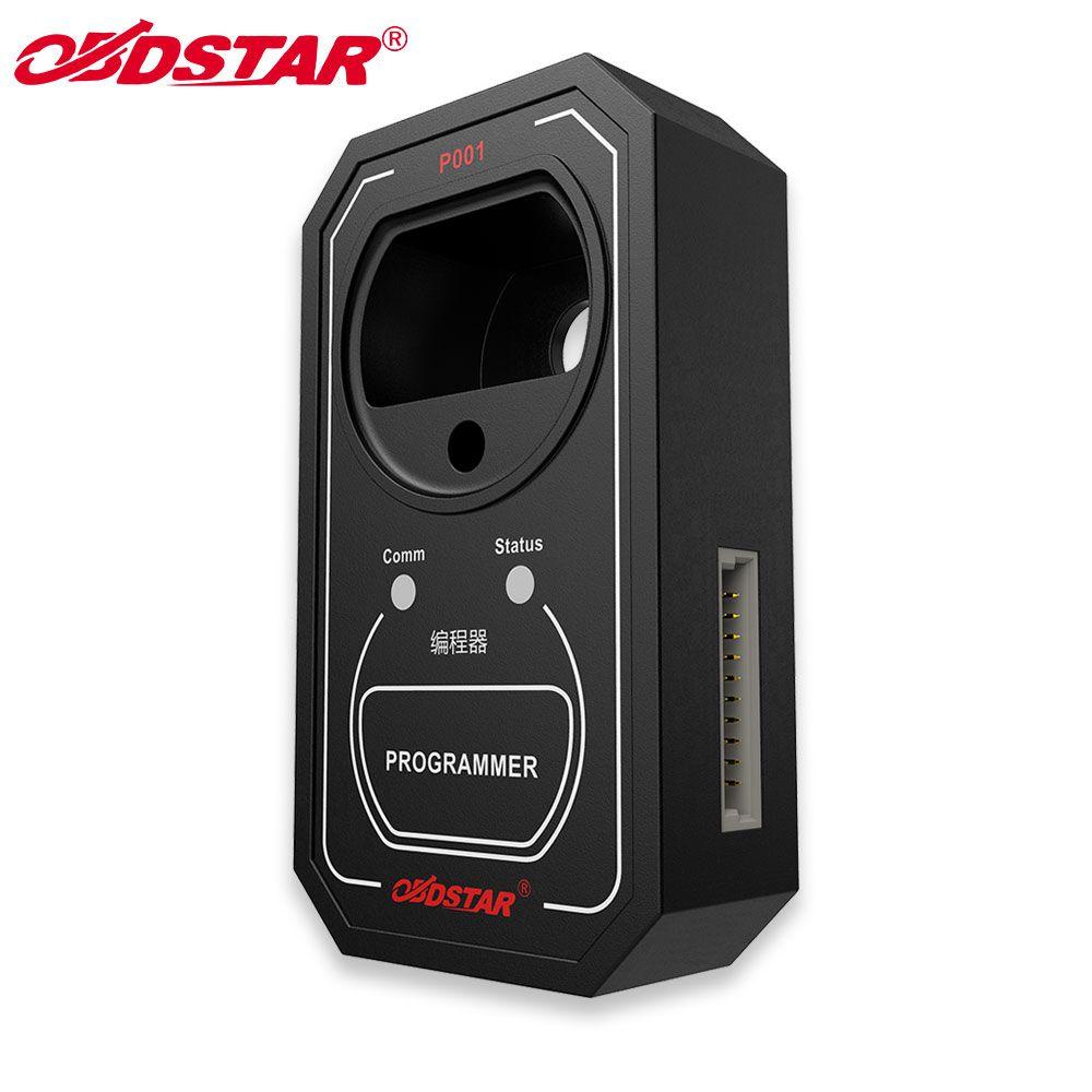 OBDSTAR P001 Programmer RFID & Renew Key & EEPROM Functions 3 in 1 Get Free  Toyota Simulated Smart Key
