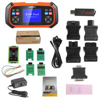 OBDSTAR X300 PRO3 Key Master Full Package Configuration Support Toyota G & H Chip All Keys Lost