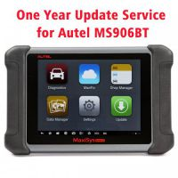 AUTEL MaxiSYS MS906BT Auto Diagnostic Scanner One Year Update Service