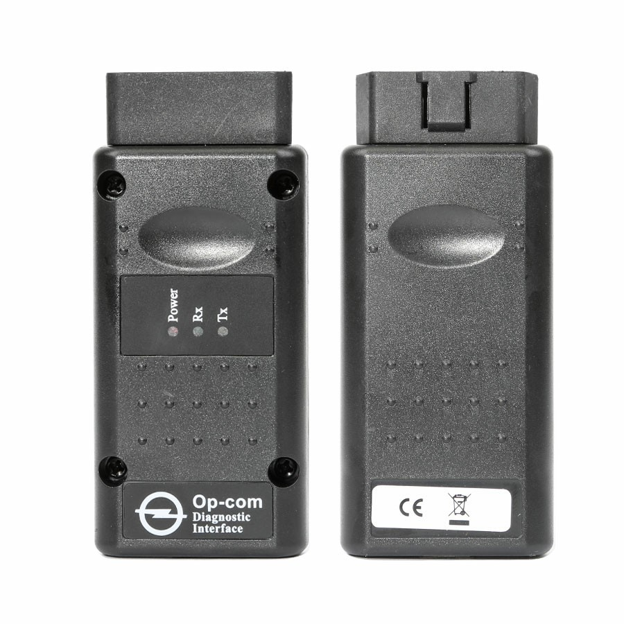 Best Quality Opcom OP-Com Firmware V1.7 2010 /2014V Can OBD2 for OPEL with Single Layer PCB