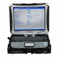 Second Hand Panasonic CF19 I5 4GB Laptop for Porsche Piwis Tester II (No HDD included)