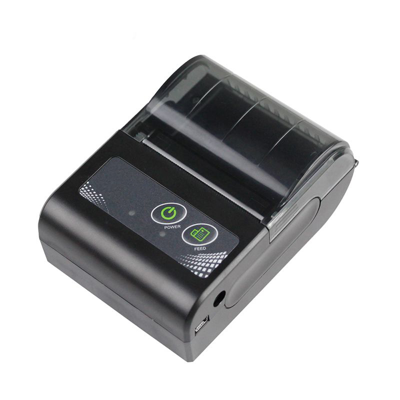 Portable Bluetooth Thermal Printer receipt bill 58mm 2 inch Mini pos Wireless Windows Android IOS mobile Pocket p10