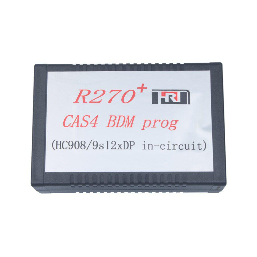 R270+ V1.20 BDM Programmer For BMW CAS4 From 2001-2009