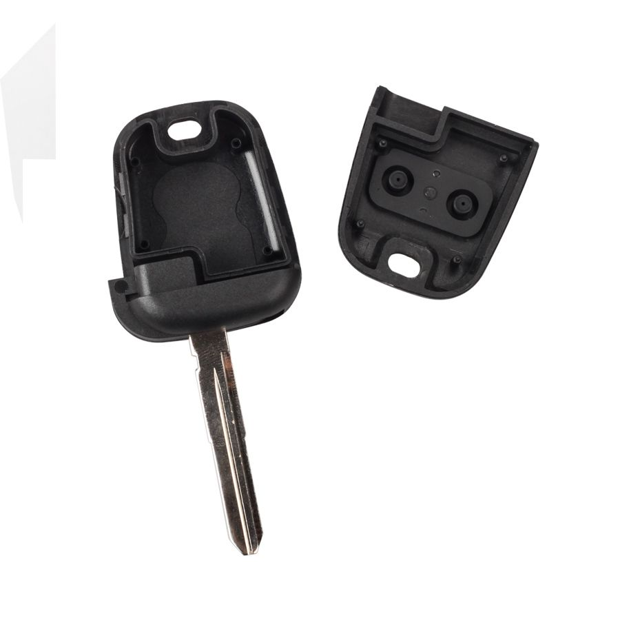Remote Key Shell 2 Buttons For Toyota 5pcs