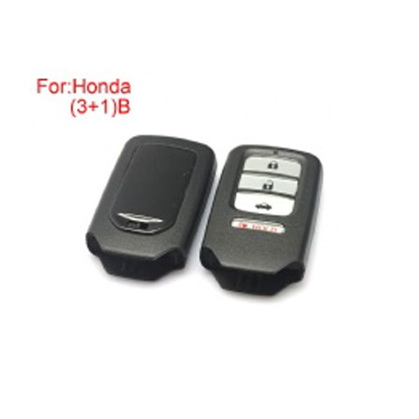 Remote Key Shell (3+1) Buttons for Honda