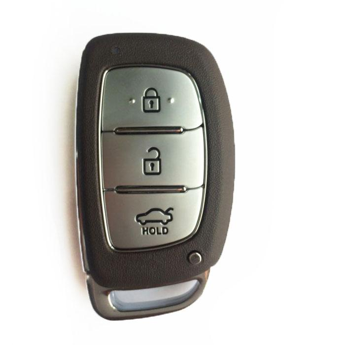 Remote Key Shell 3 Buttons for Hyundai VERNA