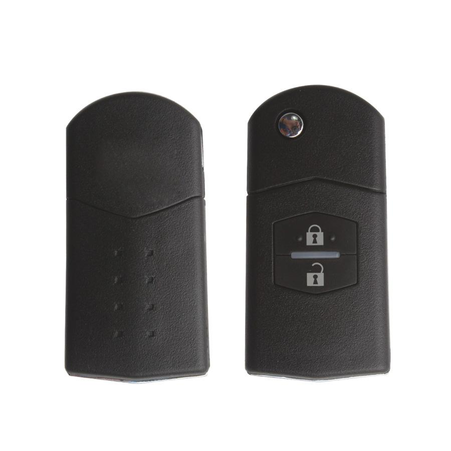 M6 M3 Flip Remote Key For Mazda 2 Button 313.8MHZ (with 4D63)