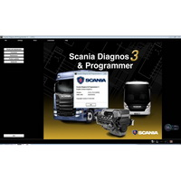 Latest V2.44.5 Scnia SDP3 Scania Diagnos & Programmer 3  Scania SDP3 V2.44.5 without Dongle