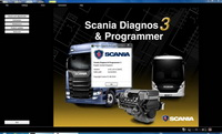Scania SDP3 2.44.1 Diagnosis & Programming for VCI 3 VCI3 without Dongle