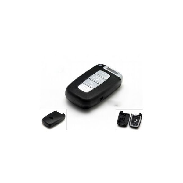 Smart Remote Key Shell 4 Button For Kia
