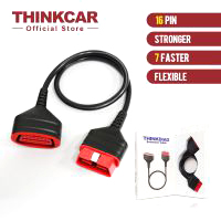 ThinkDiag OBD2 Extended Connector 16Pin Male to Female Original Extension Cable for Easydiag 3.0/Mdiag/Golo