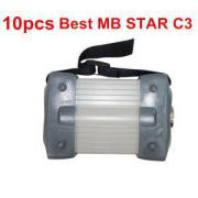 10PCS Best Quality MB Star C3 Pro for Benz Trucks & Cars Update to 2014.09