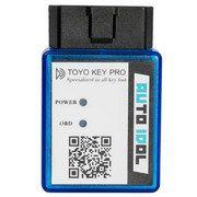 New Toyo Key Pro OBD II Support Toyota 40/80/128 BIT (4D, 4D-G, 4D-H) All Key Lost