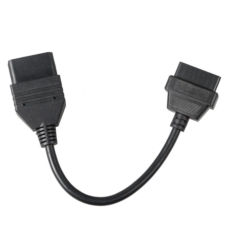 Toyota 17 Pin to 16 Pin OBD OBD2 Adapter Cable