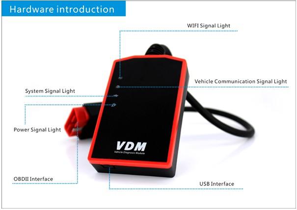 ucandas wireless diagnosis system hardware introduction