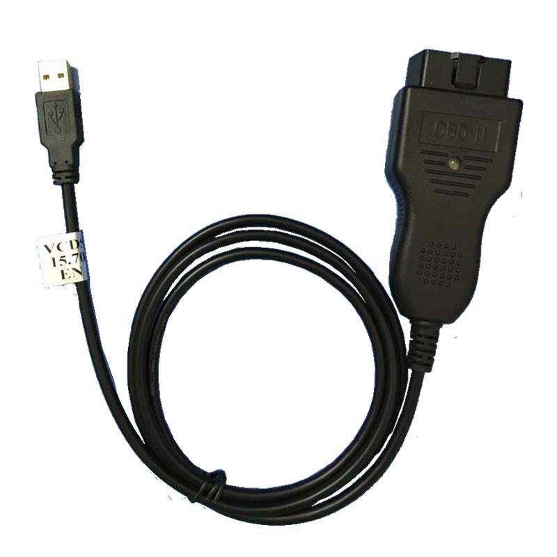 Promotion Super VCDS VAGCOM 16 80 Full Function with ATMEGA162 + 16V8B +  FT232RL chip support Long Coding