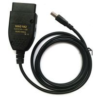 VAG COM Cable VCDS V18.2 HEX USB Interface for VW, Audi, Seat, Skoda Support Multi-Launguage