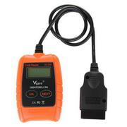 VC310 OBD2 OBDII EOBD CAN Auto Scanner Code Reader & Cleaner Car Diagnostic Tool