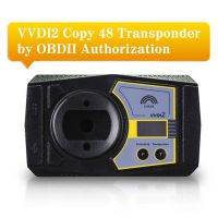 Activation VVDI2 Copy 48 Transponder by OBDII Function Authorization Service