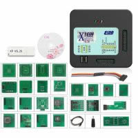 XProg V6.26 ECU Programmer X-PROG Box 6.26 ECU Chip Tunning Black Metal Box better than XPROG V5.55 V5.84 XPROG V6.17