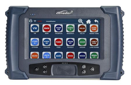 Lonsdor K518S Key Programmer Software