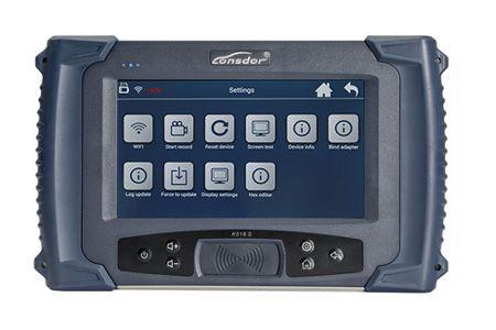 Lonsdor K518S Software