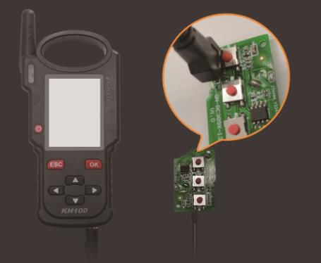 Lonsdor KH100 Generate remote/smart key
