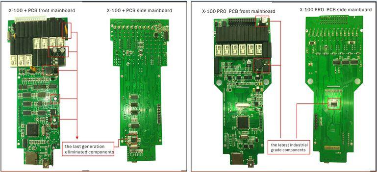 X100 Pro PCB Board